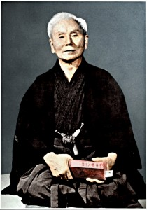 Karate-Shotokan-Ma--_----tre-Funakoshi-Photo