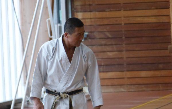 2017-02-11 Stage avec Sensei SATO