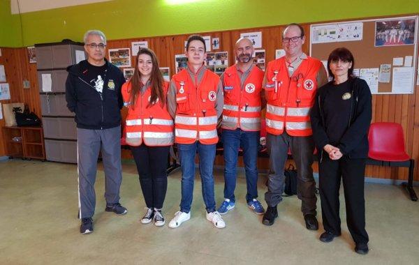 2020-02-15 Formation de la Croix Rouge